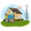 Интернет с Wi-Fi в частный дом