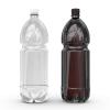 Бутылки ПЭТ прозрачные и коричневые