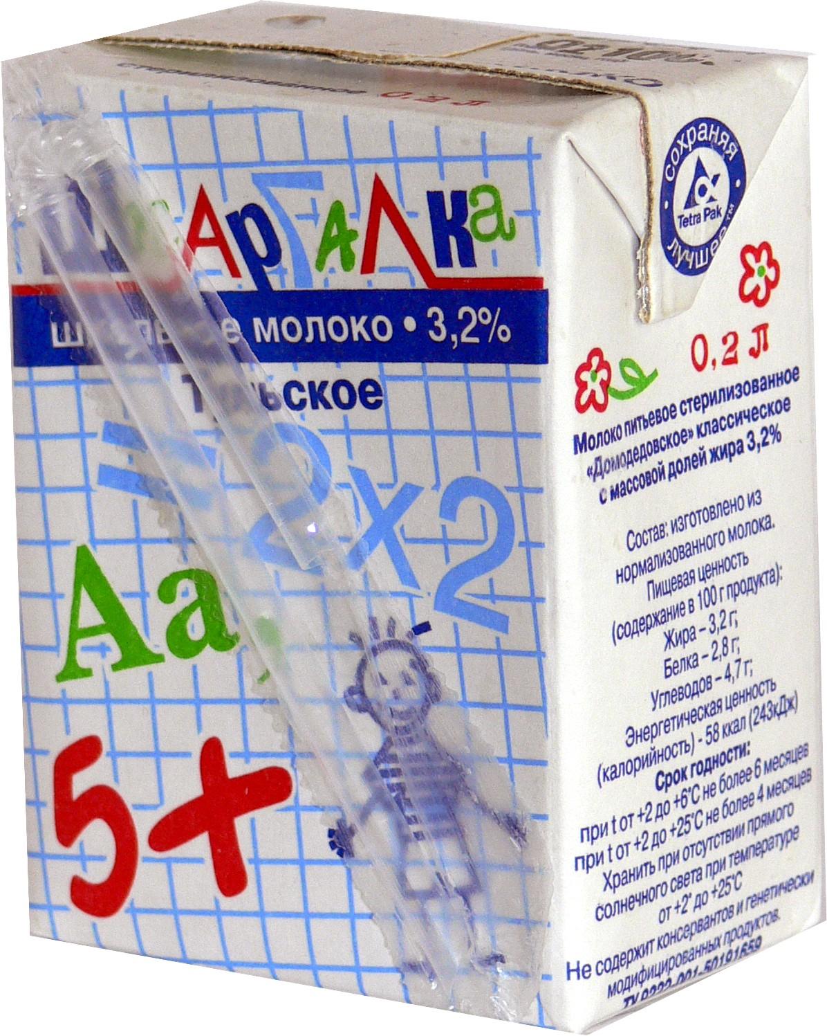 Тольятти молоко шпаргалка