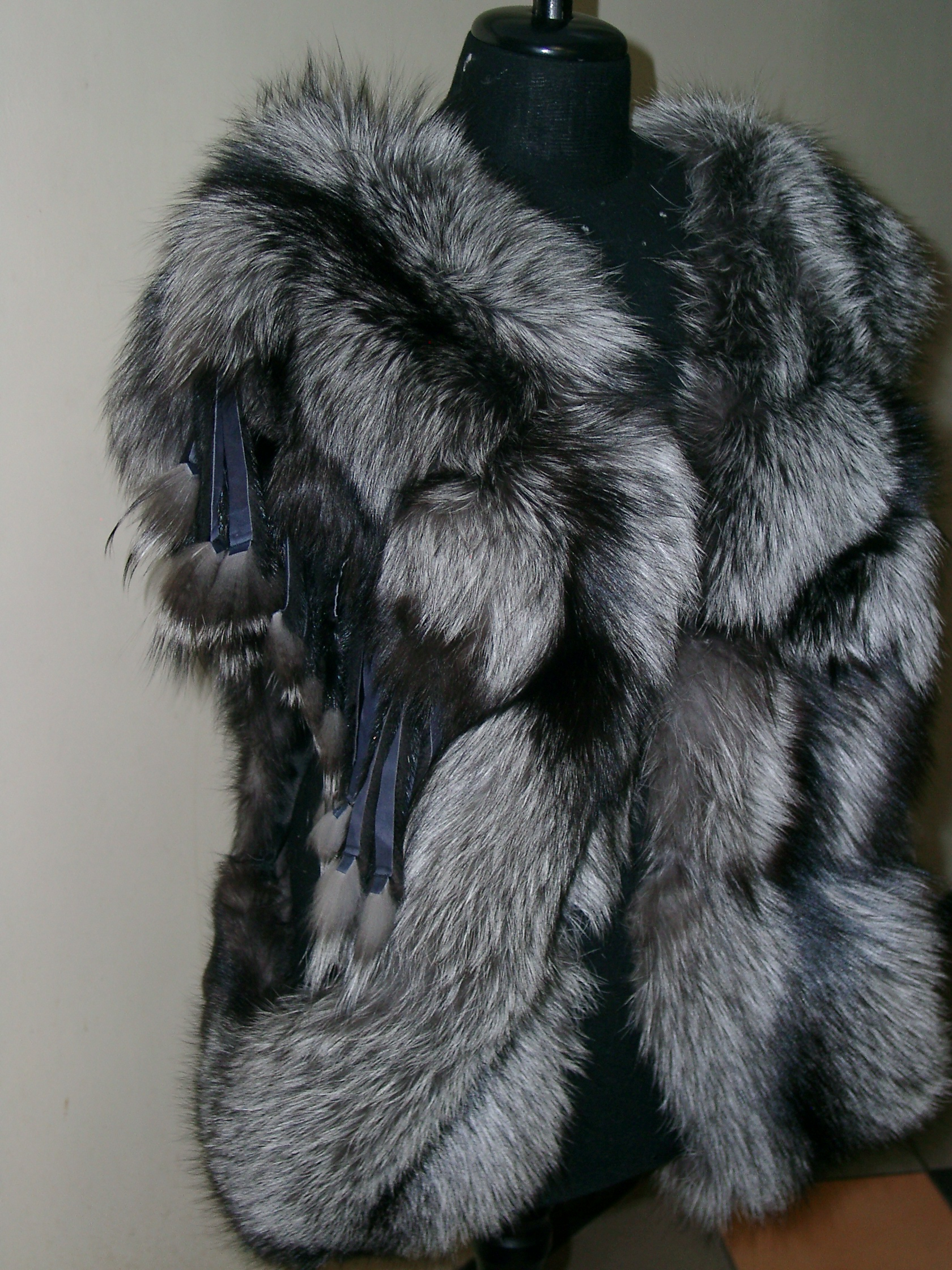 Шьем шубку из искусственного меха-3 Кройка и шитье для начинающих портных. модные шубки в этом сезоне.