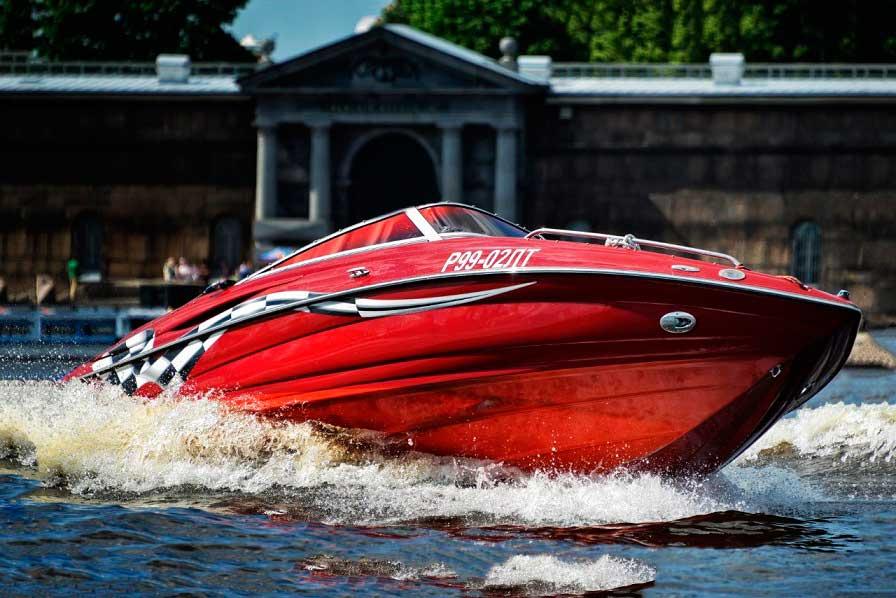 аренда прогулочной лодки