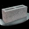 Блоки керамзитобетонные, перегородочные, 390х90х188