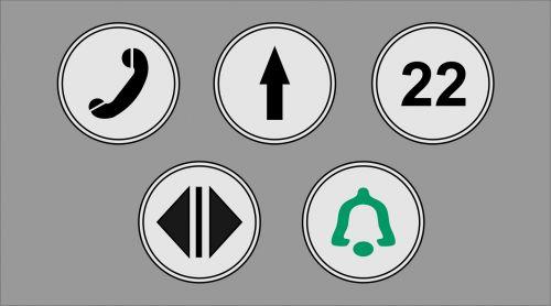 кнопки круглые
