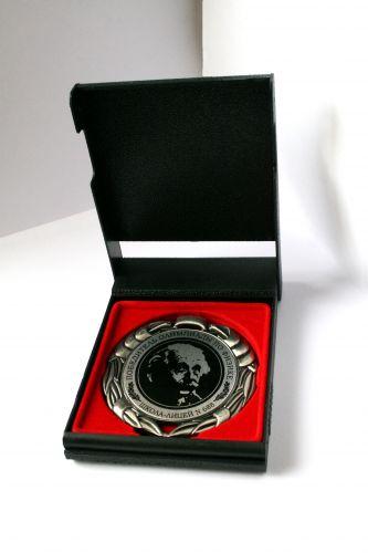 медаль с футляром
