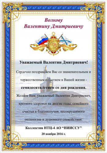 Волков 185 х 265 НТЦ