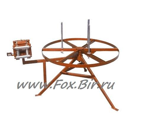 Uniroller 1 - устройство для размотки кабеля в бухтах