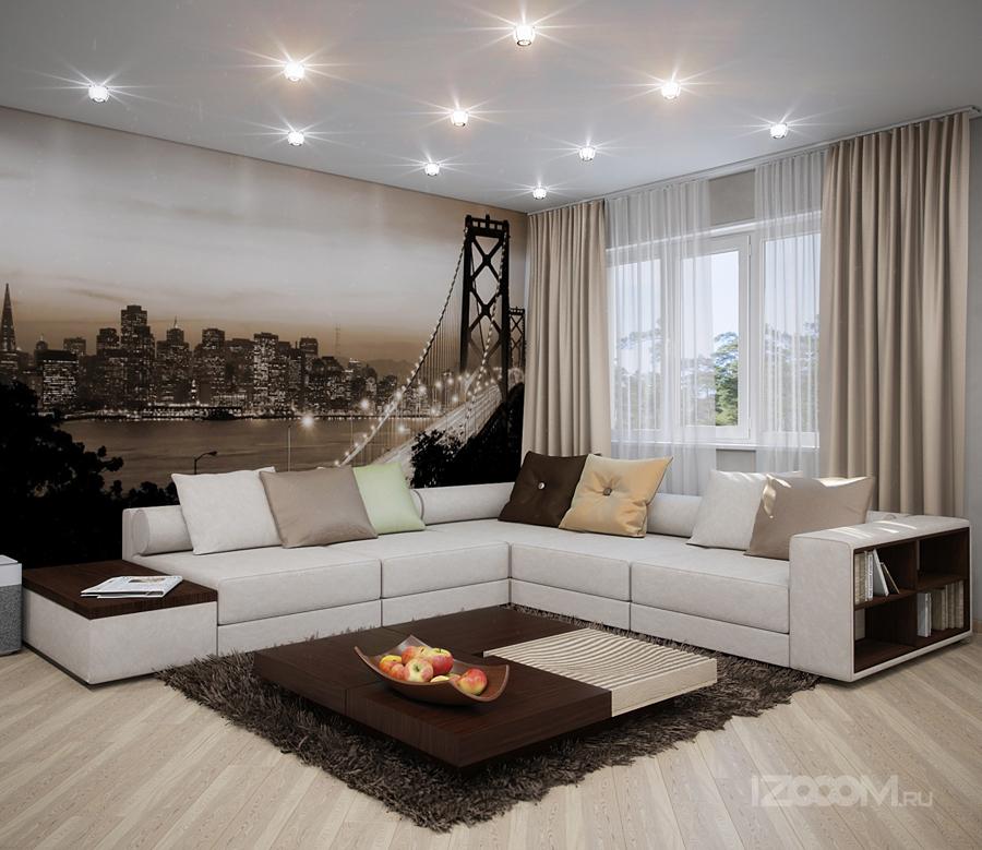 Дизайн готовых квартир фото