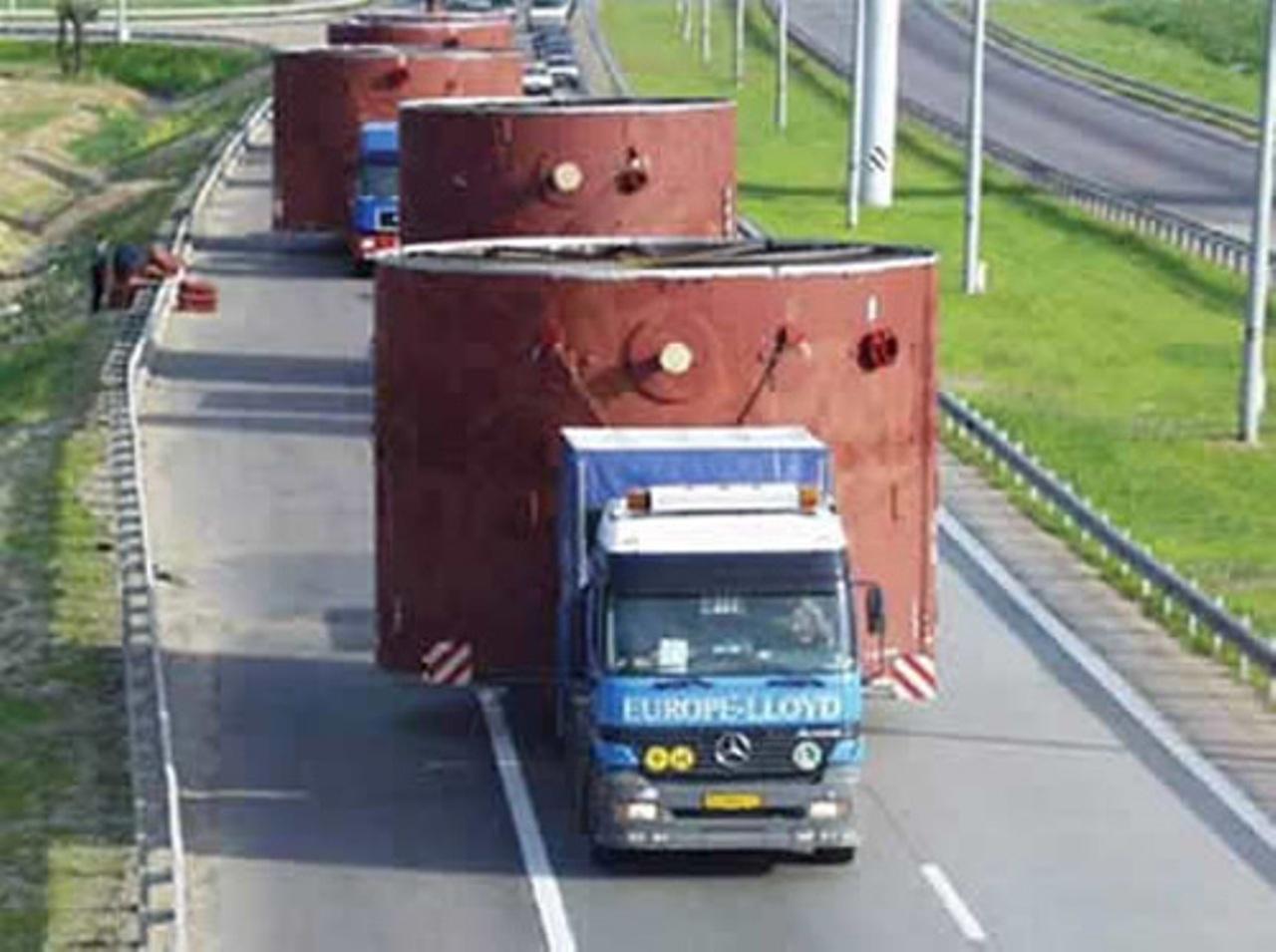 Инструкция по перевозке крупногабаритных и тяжеловесных грузов автотранспортом по дорогам рф