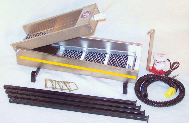 Аппарат для добычи золота своими руками