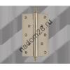 Петля 100*75 хром левая с колп №2 Нора-М (сталь 610-4 СР) (1 шт)