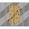 Петля 100*75 латунь левая с колп №2 Нора-М (сталь 610-4 РВ) (1 шт)