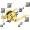 Защелка м/к ЗВ1-01Э золото ключ/фикс Нора-М