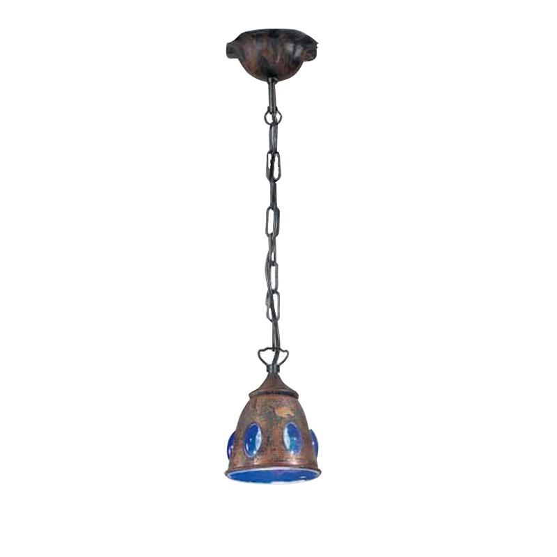Подвесной светильник Sylcom 1110 BLU