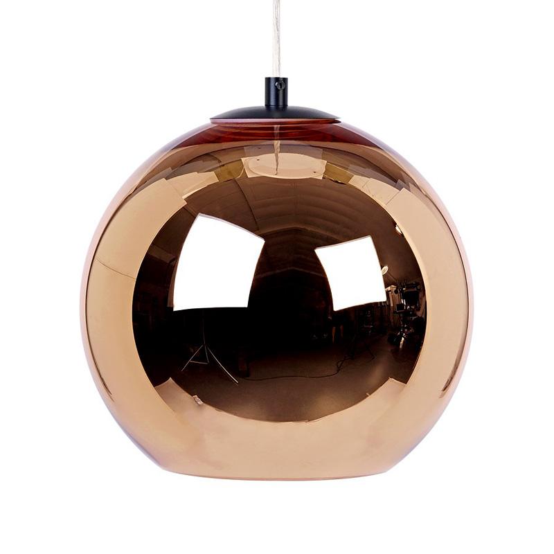Tom Dixon подвесной светильник Copper Shade 25