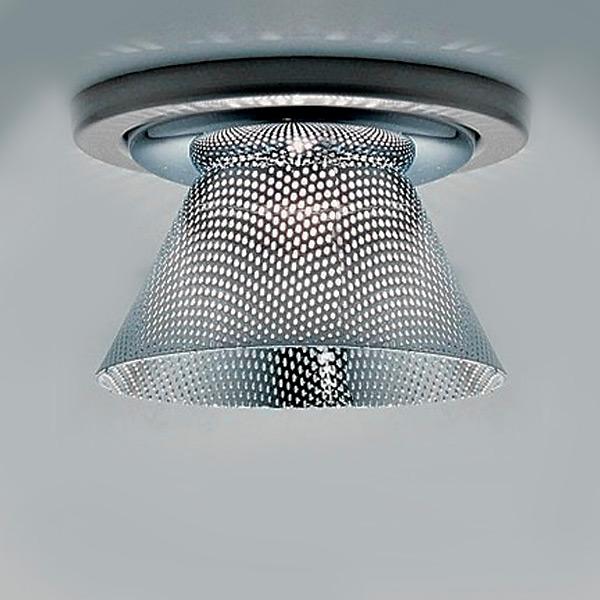 Studio Italia Design встраиваемый светильник SPLIT NIC cromo