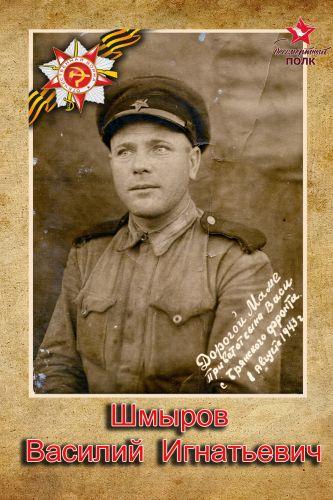 Бессмертный полк Шмыров