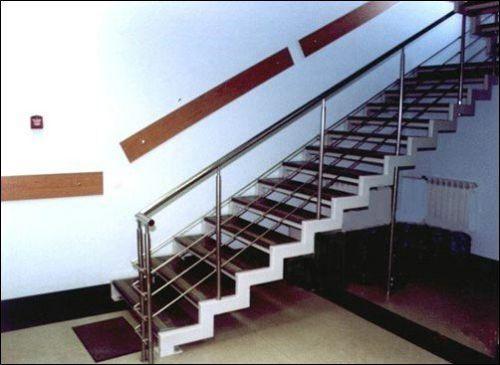 Лестница в подьезде