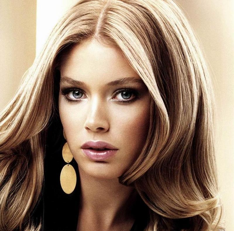 Самые красивые мелирования волос