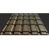 Металлочерепица МП Каскад texture 0.45