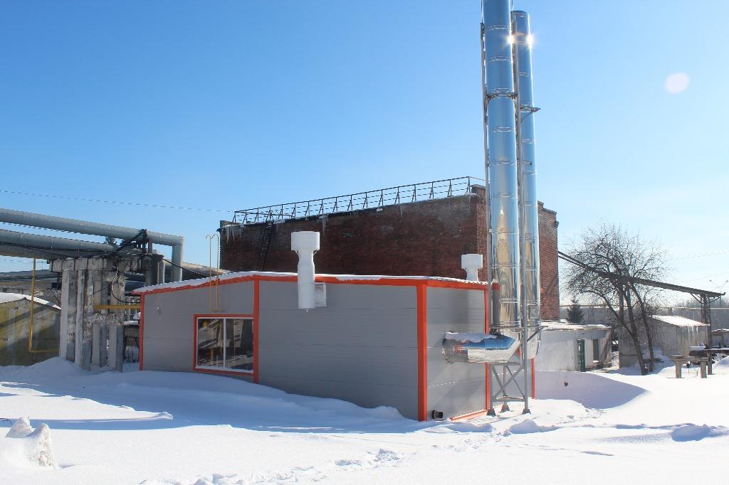 газовая модульная котельная барнаул