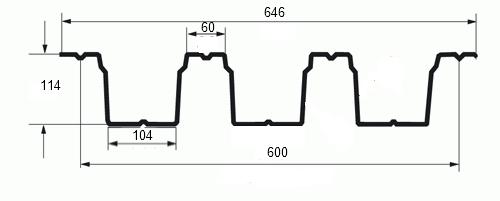 Н114-600
